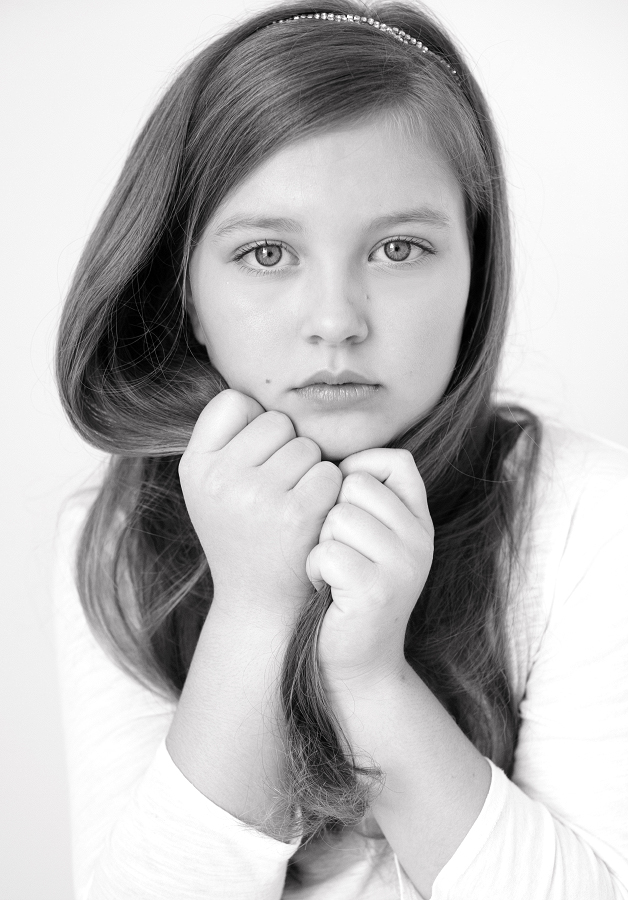 Raleigh Cary Holly Springs Child Model Teen Model Photographer