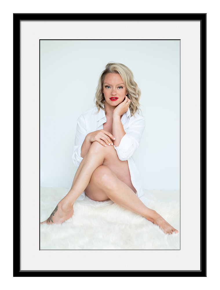 Raleigh Cary NC Contemporary Glamour Portrait Photography Kathy Howard Portrait
